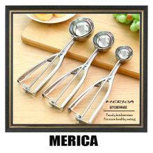 Stainless Steel Ice Cream Spoon