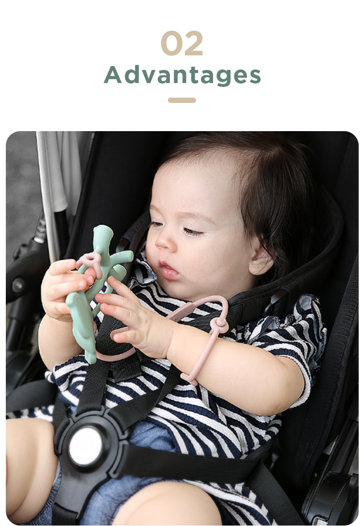 teether silicone