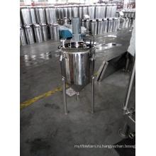 Пивоваренный ферментер из нержавеющей стали с ногами