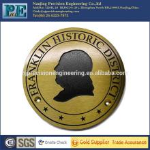 ISO 9001 passed custom small metal plates