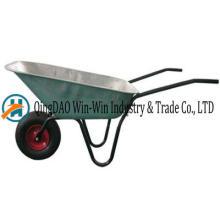 Wheelbarrow Wb6404b Rueda Rueda sólida