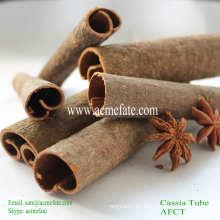 Condimentos productos hierbas productos especias únicas tubo de cassia