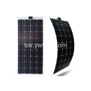 Flexible Solar Panel Single Crystal Power Generation System