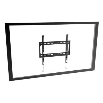 """TV Wall Mount Black or Silver Suggest Size 32-55"""" PL5020m"""