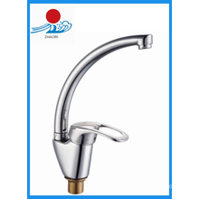 Single Handle Kitchen Mixer Water Faucet (ZR21709-A)