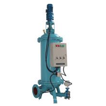 Automatic Backwashing Multicore Water Filter Equipment