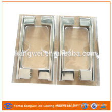 Zinc casting shake handle with plating in high quality