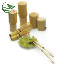 Handmade Bamboo Whisk Chasen Set For Japanese Ceremony