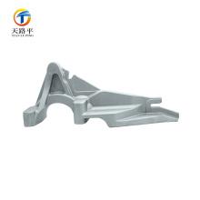 Soporte de soporte de aluminio de aluminio A380 Piezas de rack de equipo