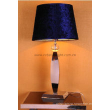 Stainless Steel Body Reading Table Lamp