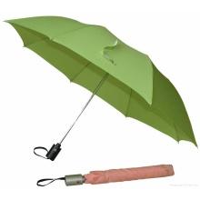 Автоматическое открытие и закрытие 3-складного зонтика (BD-24b)