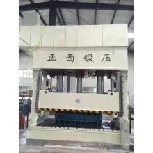 Prensa hidráulica de extração profunda com cilindro duplo