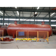 ASME 8000 Gallon Mounded LPG Bullets
