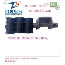 Три способа подключения оптоволоконного кабеля Jma8 + 17 мм