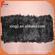 Real long hair goat fur