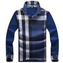 2016 Hot Sale Fashion Men′s Printed Pullover Fleece
