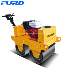 550Kg Manual Double Drum Vibratory Roller