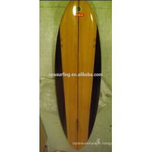 planche de surf en bois de grain à vendre / ébauches de planche de surf de mousse