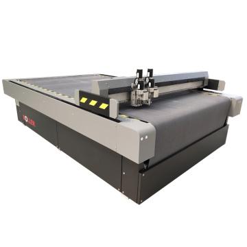 machine de découpe numérique pour mousse EPE