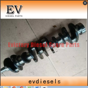 6D102 cylinder head block crankshaft connecting rod