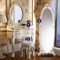 high quality white vanity set dresser mirror