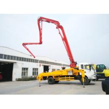 Camión bomba de hormigón con chasis de Dongfeng a la venta