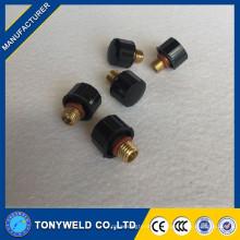 WP20 TIG сварки расходные материалы для сварки 41v33 задняя крышка короткий для горелки TIG сварки аксессуары