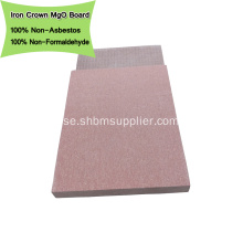 Premium Quality Fireproof Wall Panel Mangensium Oxid Board