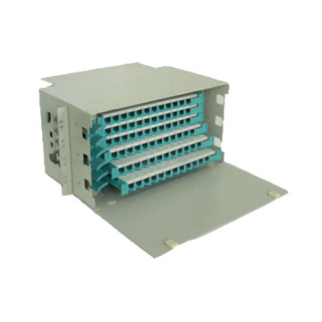 24 Port ODF Serat Optik Patch Panel