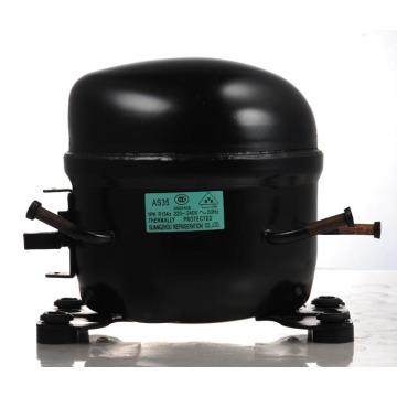 Compresor del refrigerador de R134A 220V 50Hz 1 / 6HP 1 / 5HP Wanbao Huaguang
