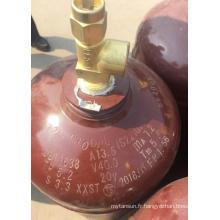 Chine C2h2 40L Acétylène Cylindre