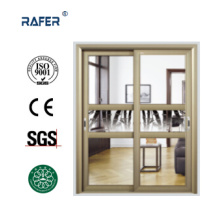 High Quality Big Sliding Toilet Glass Door (RA-G148)