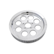 Motorcycle Aluminum Pulley NEW Rear Belt Pulley for Harley Davidson