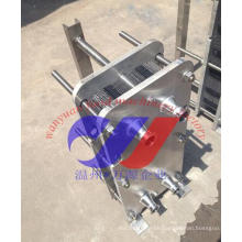 300L/H Stainless Steel Plate Heat Exchanger