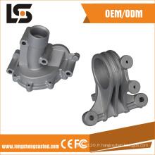 Pièces de moto de moulage sous pression en aluminium avec service OEM