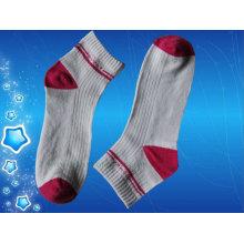 Calcetines de algodón deportivo para hombre
