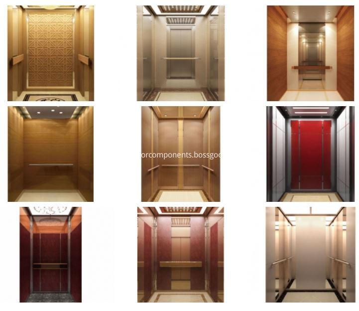 Passenger Elevator Cabin Modernization