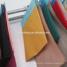 Usine prix utilisé vêtements chine fournisseur Oeko-tex standard 100 faire pour commander tissu de spandex modal recyclé doux