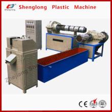 Утилизация гранулированной машины для рециркуляции пластиковой пленки PE / PP (SL-100)