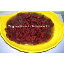 400г / 200г Консервированные красные фасоль в воде (HACCP, ISO, BRC)