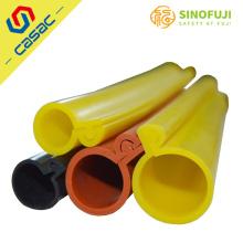 Manguito de aislamiento de caucho de silicona resistente a alto voltaje