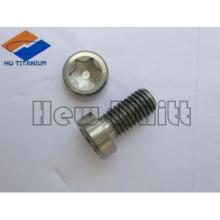 High-End-Ti6AI4V Titanium Torx Dünnkopfschrauben DIN6912