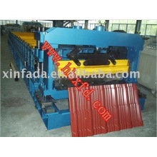 Машина для производства рулонной плитки