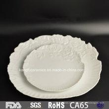 Cheap Ikea personalizado de lujo vajilla de cerámica