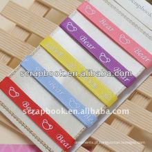 fita decorativa tecido fita