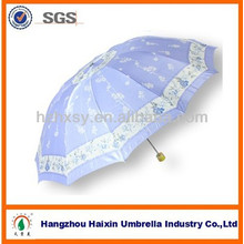Parapluie Satin fantaisie de haute densité de 10K