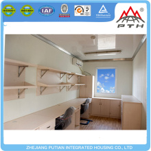 High quality fast building construction prefab container office houses