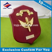 Custom Souvenir verwenden billige Holz Trophäe mit hoher Qualität
