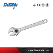 """Drop Forged Chrome Plated 6-24"""" Monkey Wrench"""