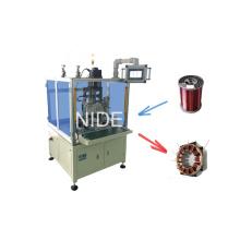 Высокопроизводительная автоматическая машина для наматывания обмоток BLDC